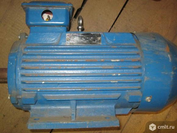 Электродвигатель.. Фото 1.
