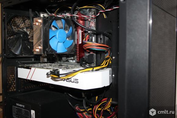 """Игровой ПК и Игровой монитор с функцией 3D! i5-6400\GTX970\4GB\DDR4\8GB\SSD240GB\HDD500G\27""""3D"""