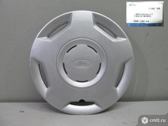 Колпак колеса FORD FIESTA/FUSION R14 02-. Фото 1.