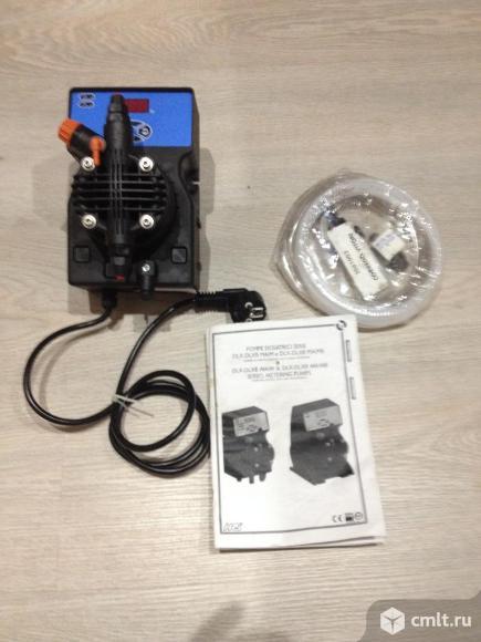 Оборудование дозирования и контроля pH. Фото 1.