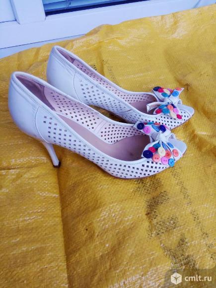 Туфли (натуральная кожа) Vasconte. Фото 1.
