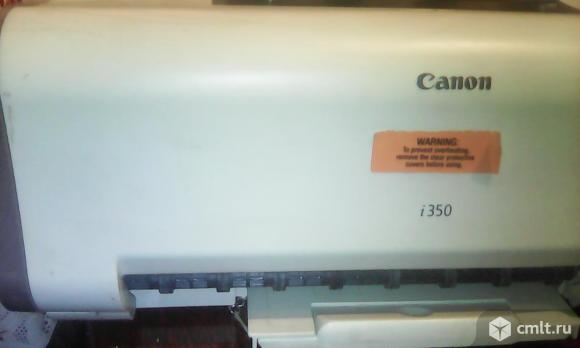 Принтер струйный Canon i350