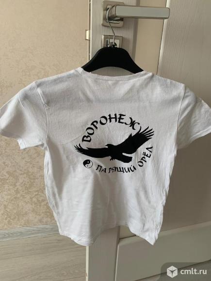 Форма для занятий ушу, футболки ушу. Фото 1.