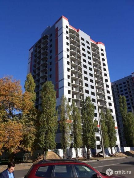 3-комнатная квартира 77,62 кв.м. Фото 1.