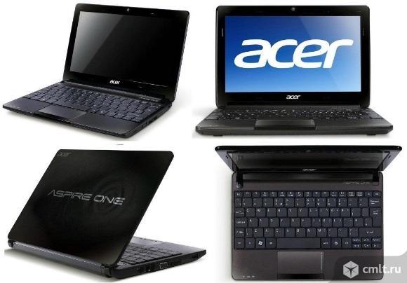 Ноутбук Acer Aspire One D257. Фото 2.