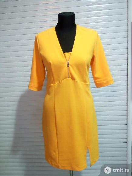 Платье р 44-46. Фото 1.