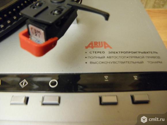 Проигрыватель Ария-102. Фото 5.