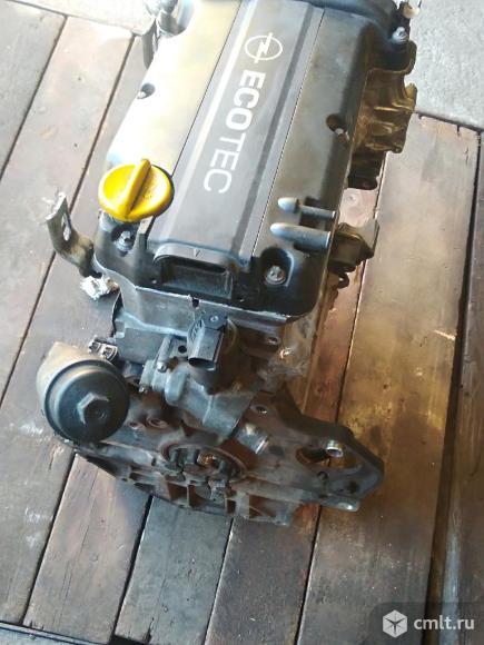 Для Opel-Corsa-D 2008 г. в. двигатель 1.4, 90 л. с., б/у. Фото 5.