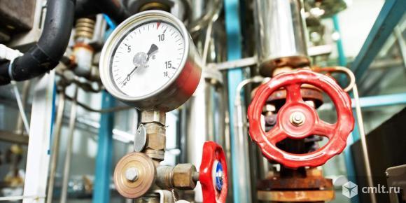 Оборудование для газо-водо-теплоснабжения. Фото 1.