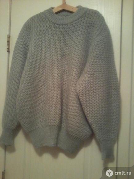 Продам свитер крупной вязки. Фото 1.