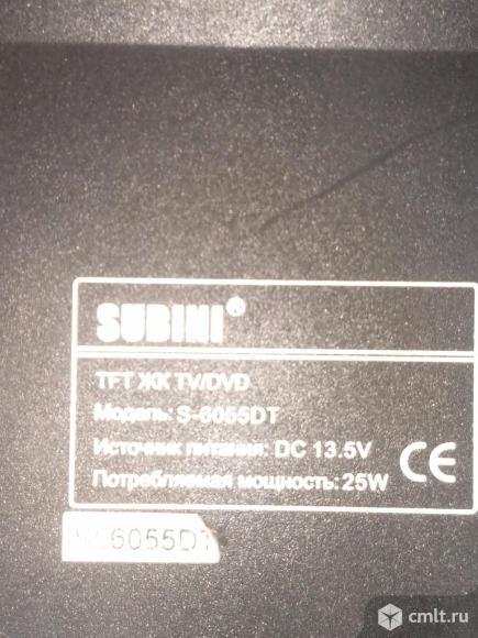 Портативный DVD +10 дисков