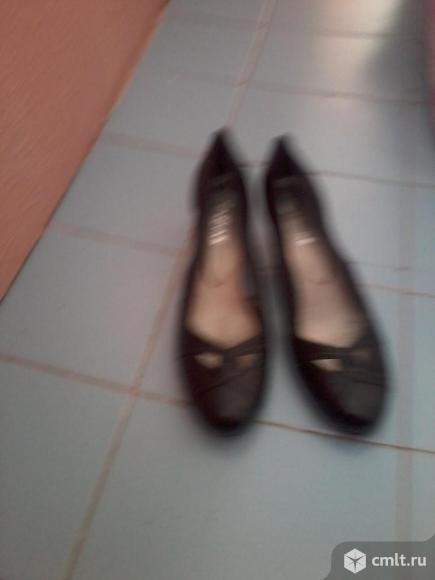 Продам кожаные туфли. Фото 2.
