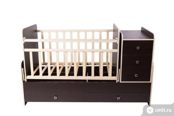 Кроватка КТМ-1100
