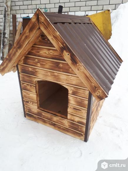Будка для собаки. Фото 1.