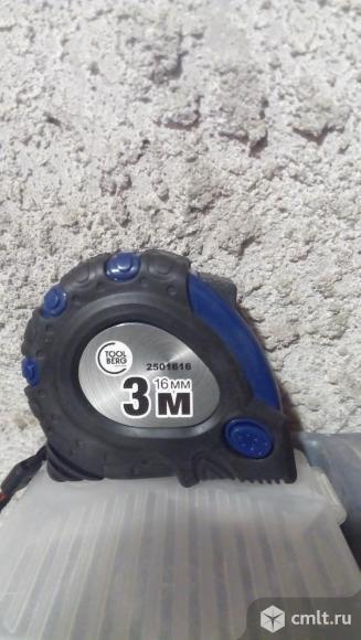 Рулетка 3 метра. Фото 1.