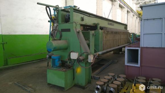 Продам фильтр-пресс Diefenbach DE 1000-80pp KA-CL. Фото 1.