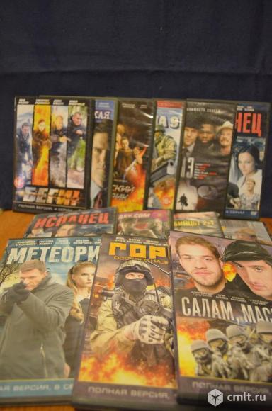DVD диски с фильмами. Фото 7.
