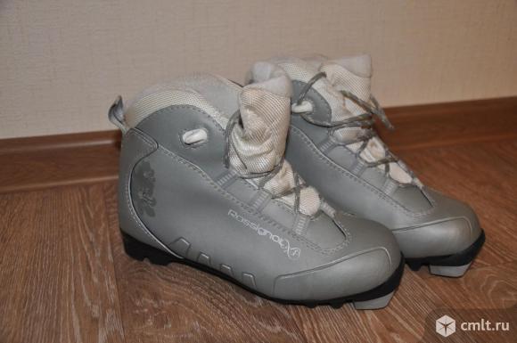 Ботинки лыжные Rossignol X-1 FW 37 р-р. Фото 1.