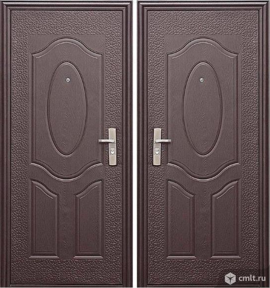 Прочные входные двери. Фото 1.