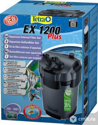 Внешний фильтр Tetratec EX1200 Plus 1200л/ч до 500л (241015). Фото 1.