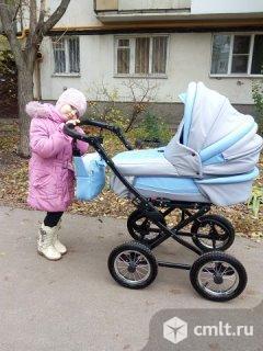 Детская коляска Caretto 2в1 пр-во Польша в хорошем состоянии,после одного ребенка,удобная