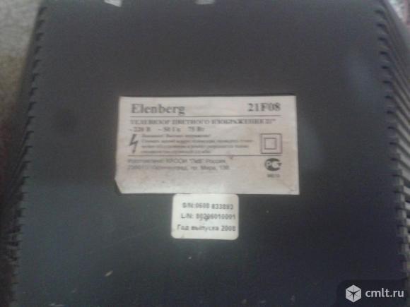 Телевизор кинескопный цв. Elenberg 21F08