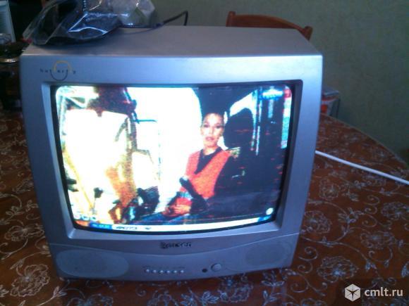 Телевизор кинескопный цв. Rolsen