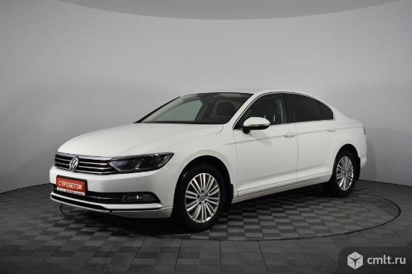 Volkswagen Passat - 2017 г. в.. Фото 1.