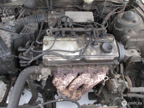Двигатель 4G63 2л. 16-клапанный SOHC 4VALVE-MPI тромблёрный