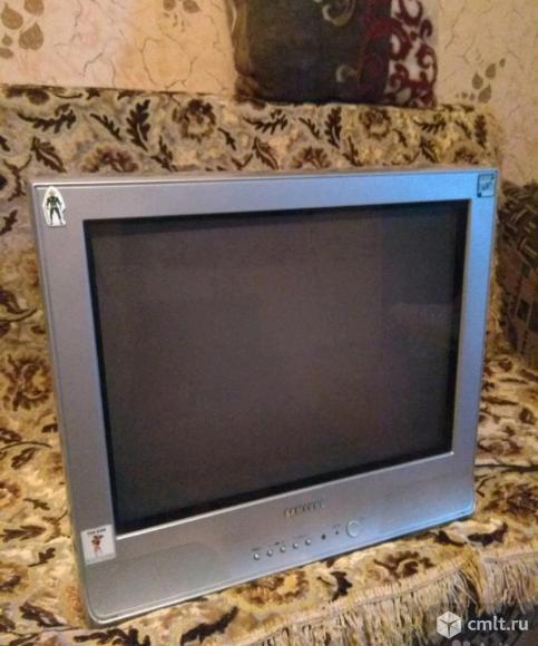 Телевизор кинескопный цв. Samsung