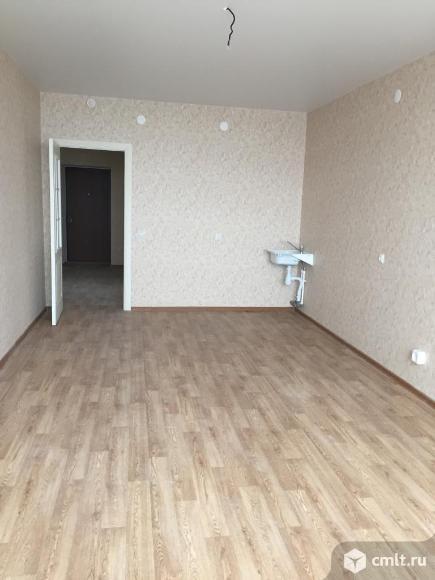 1-комнатная квартира 41,16 кв.м. Фото 4.