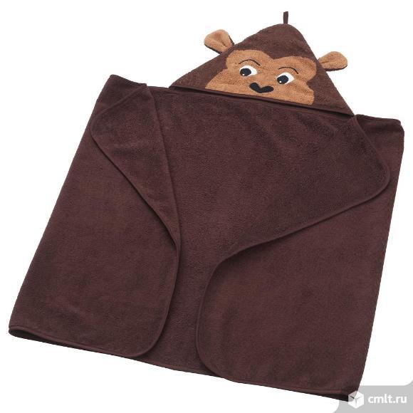 ДЬЮНГЕЛЬСКОГПолотенце с капюшоном, тигр, желтый  |обезьянка, коричневыйДетское махровое полотенце с капюшоном изготовлено из хлопка, который производится с заботой о людях и природе.