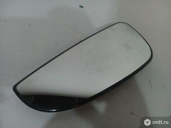 Стекло нижнее с подогревом зеркала левого PEUGEOT BOXER 06-14/ CT JUMPER 06-14 б/у 71748250 4*. Фото 1.