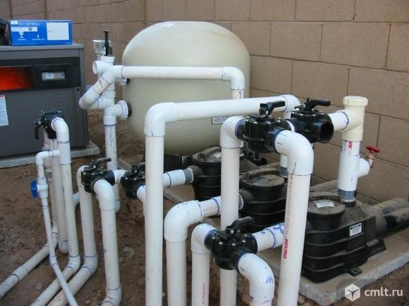 Провести водоснабжение в доме Тамбов. Фото 1.