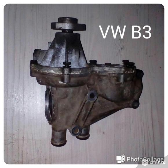 VW б3 Запчасти. Фото 1.