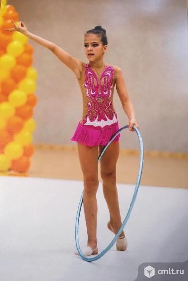 Купальник для художественной гимнастики. Фото 1.