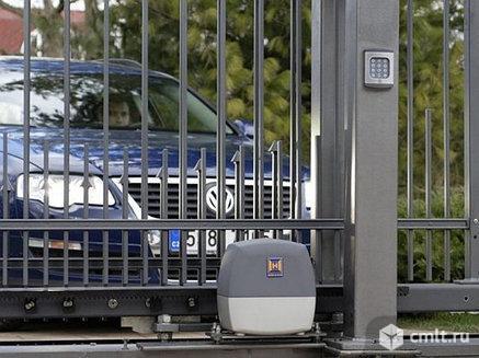 Автоматика для откатных ворот Hormann LineaMatic P до 500 кг. Фото 4.