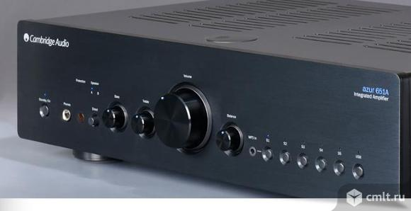 Усилитель Cambridge audio azur 651A