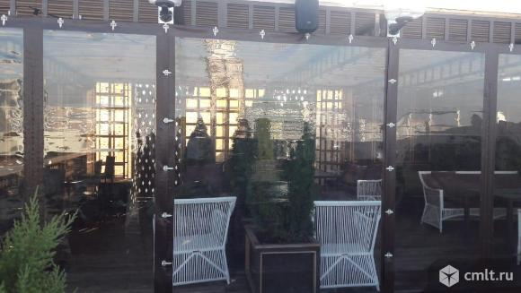 Шторы пвх для беседки веранды террасы. Фото 6.