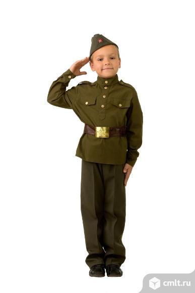 Военные костюмы на праздники 9 мая, 23 февраля.. Фото 1.