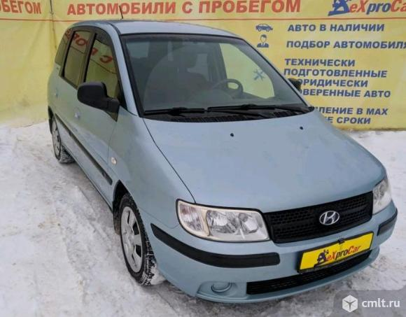 Hyundai Matrix - 2007 г. в.. Фото 1.