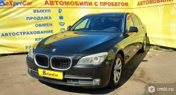BMW 7 Series - 2009 г. в.. Фото 1.