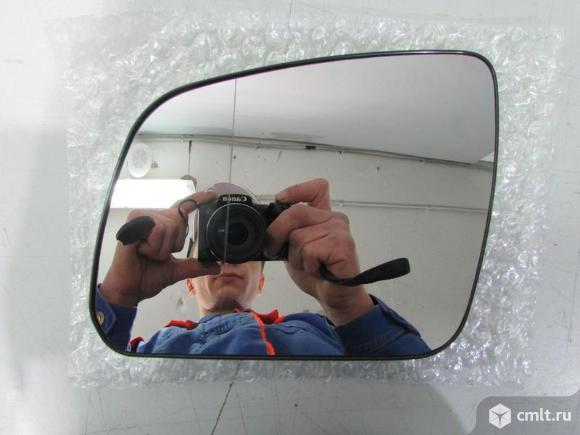 Зеркальный элемент левый с обогревом  MERCEDES W204 07-. Фото 1.