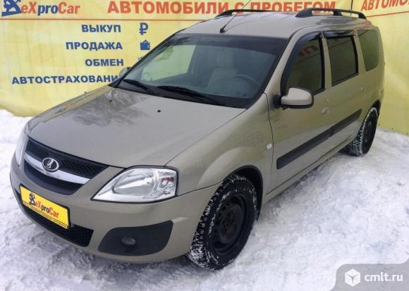 ВАЗ (Lada) Ларгус - 2012 г. в.. Фото 1.