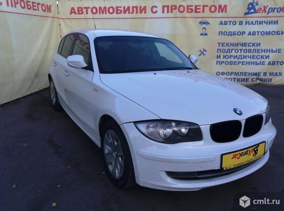BMW 1 Series - 2010 г. в.. Фото 1.