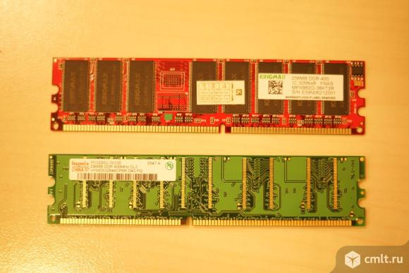 Оперативная память для стационарных пк. Фото 1.