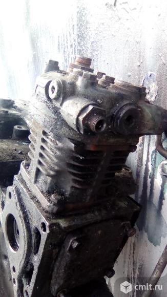 Для мерседес 1622 компрессор воздуха №4071310519 ВЕ. Фото 1.