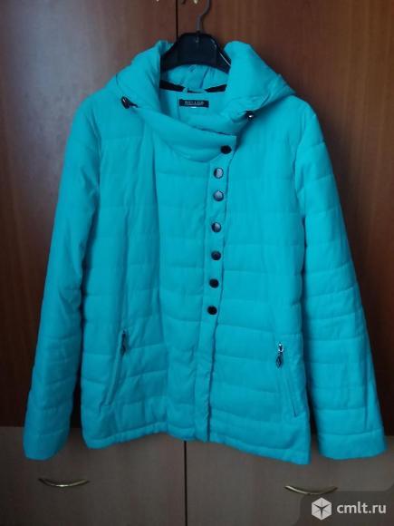 Куртка женская весна - осень 46-48 размера