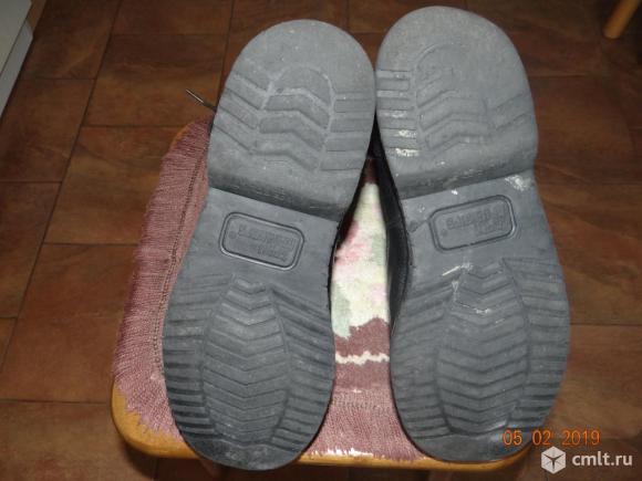 Мужские ботинки. Фото 2.