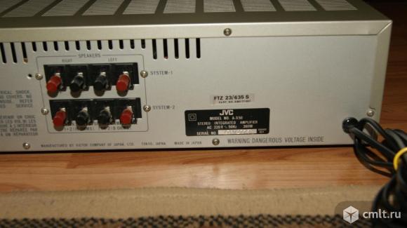 Усилитель JVC a-x50